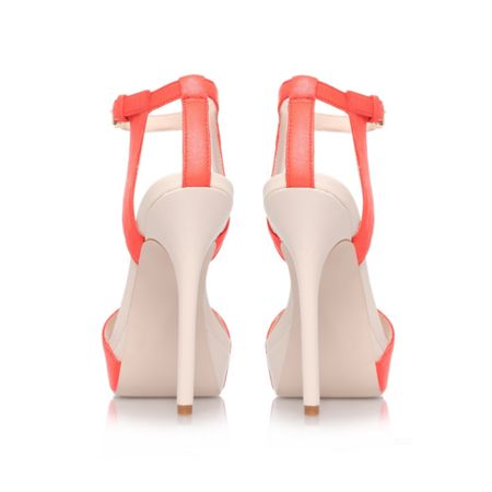 Carvela Gown high heel strappy sandals