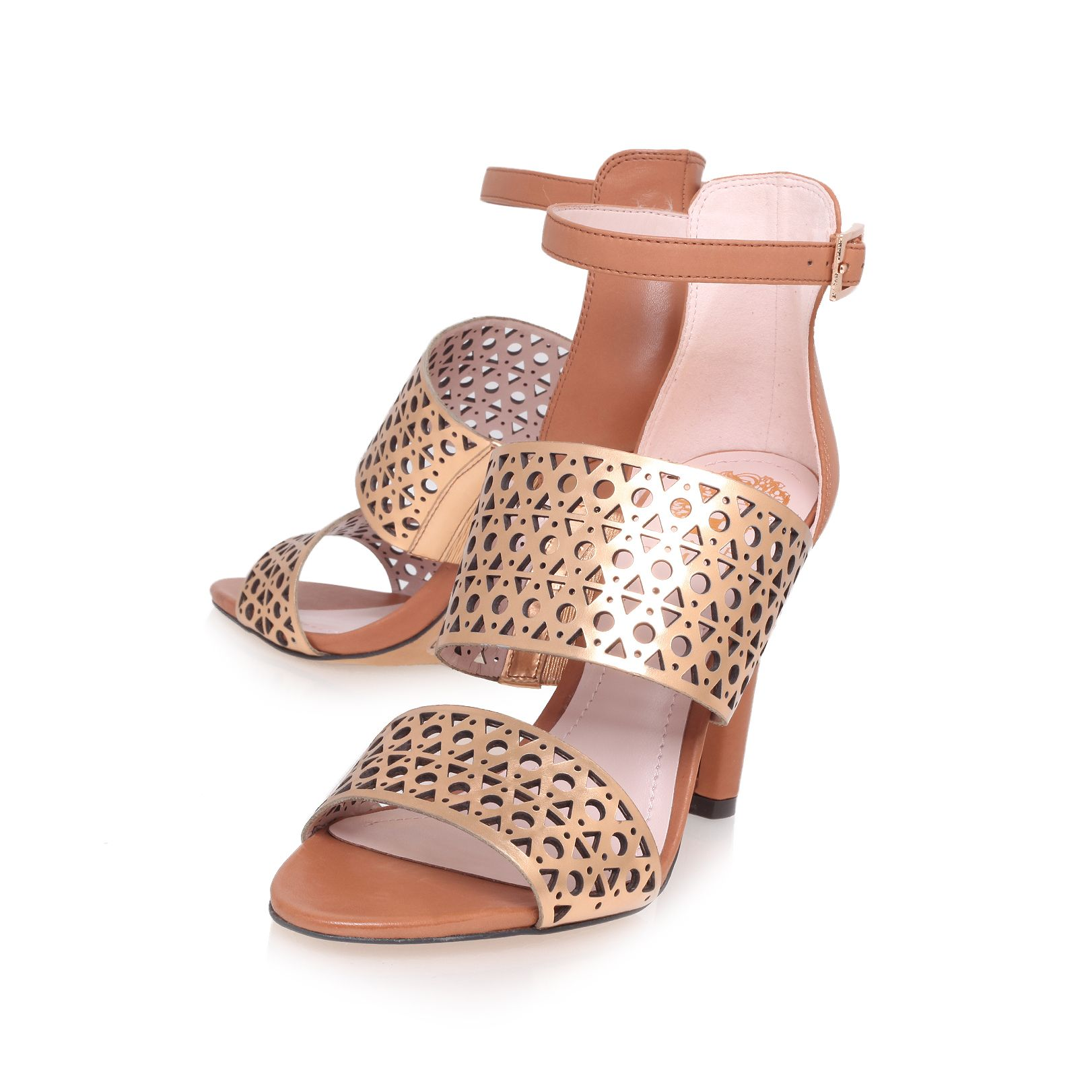 Okeli high heel sandals