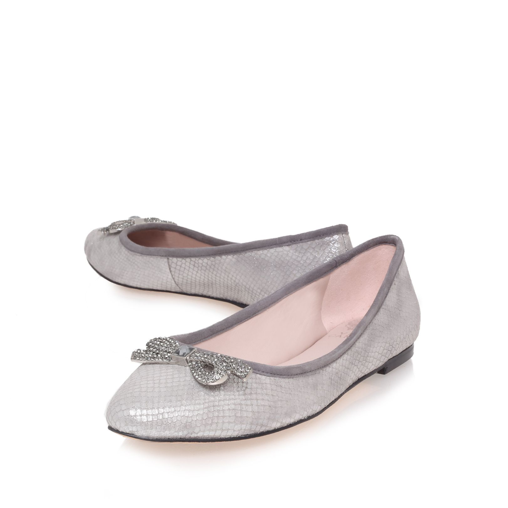 Tanyah flat ballerina shoes
