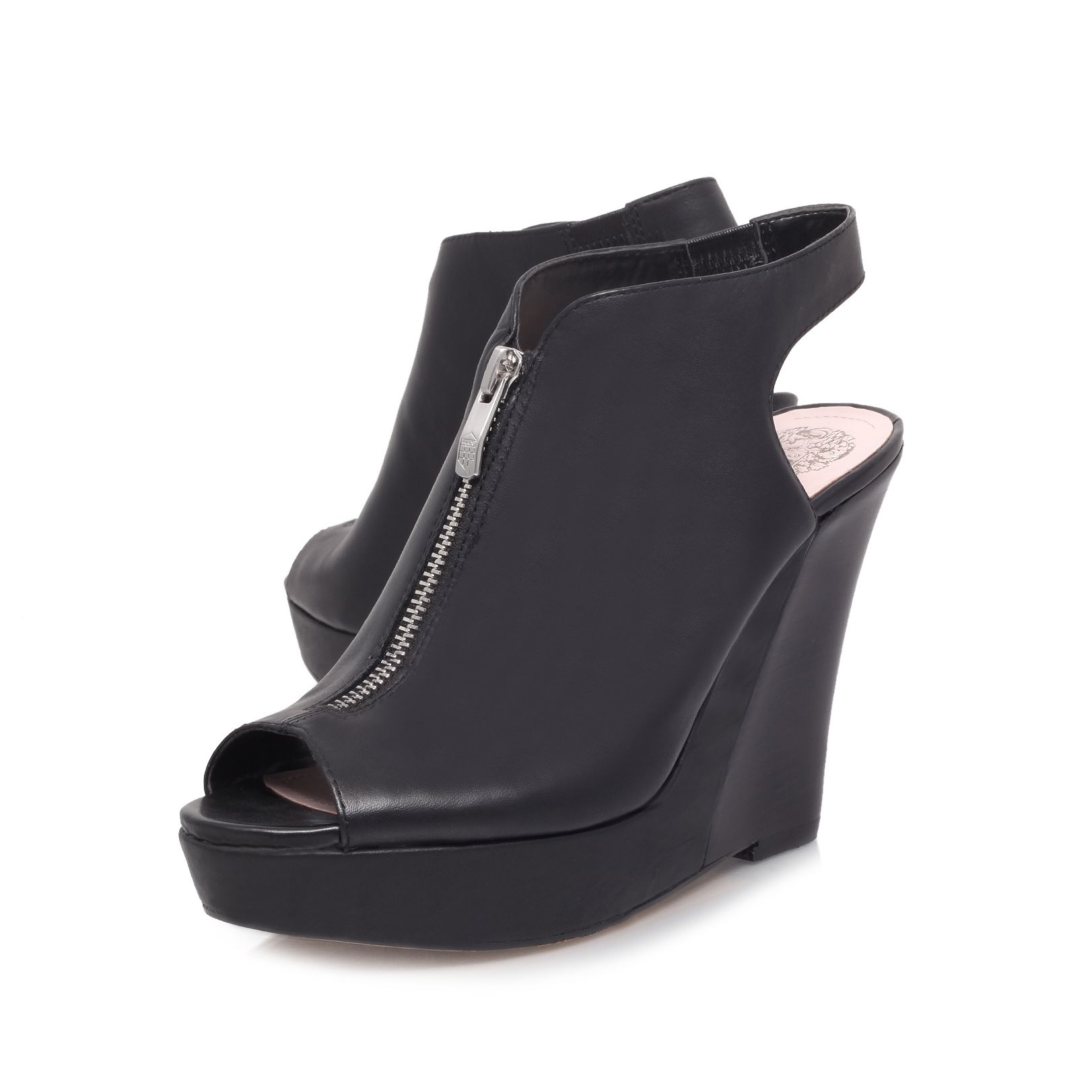 Wenzele heeled wedges