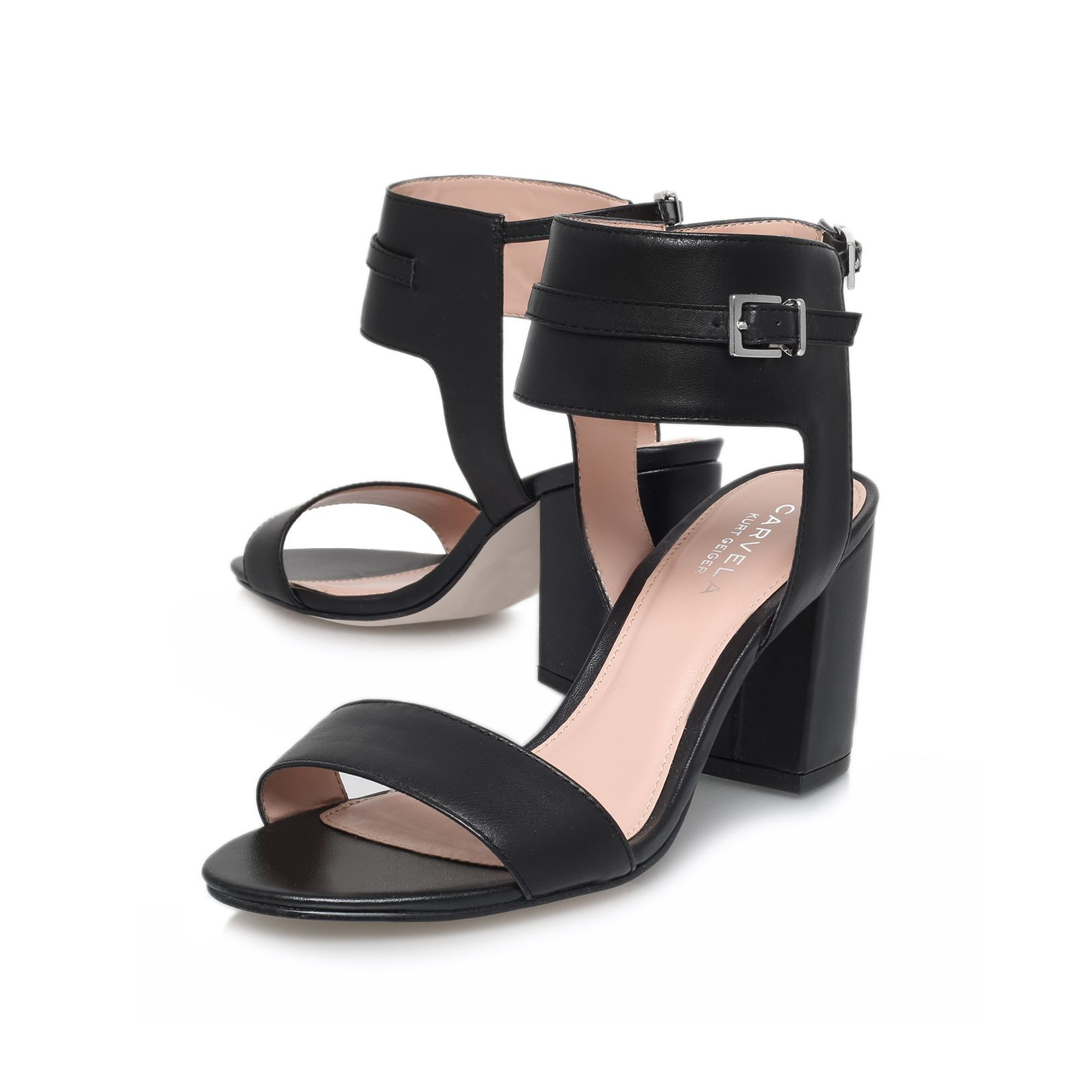 Kindly mid heel sandals