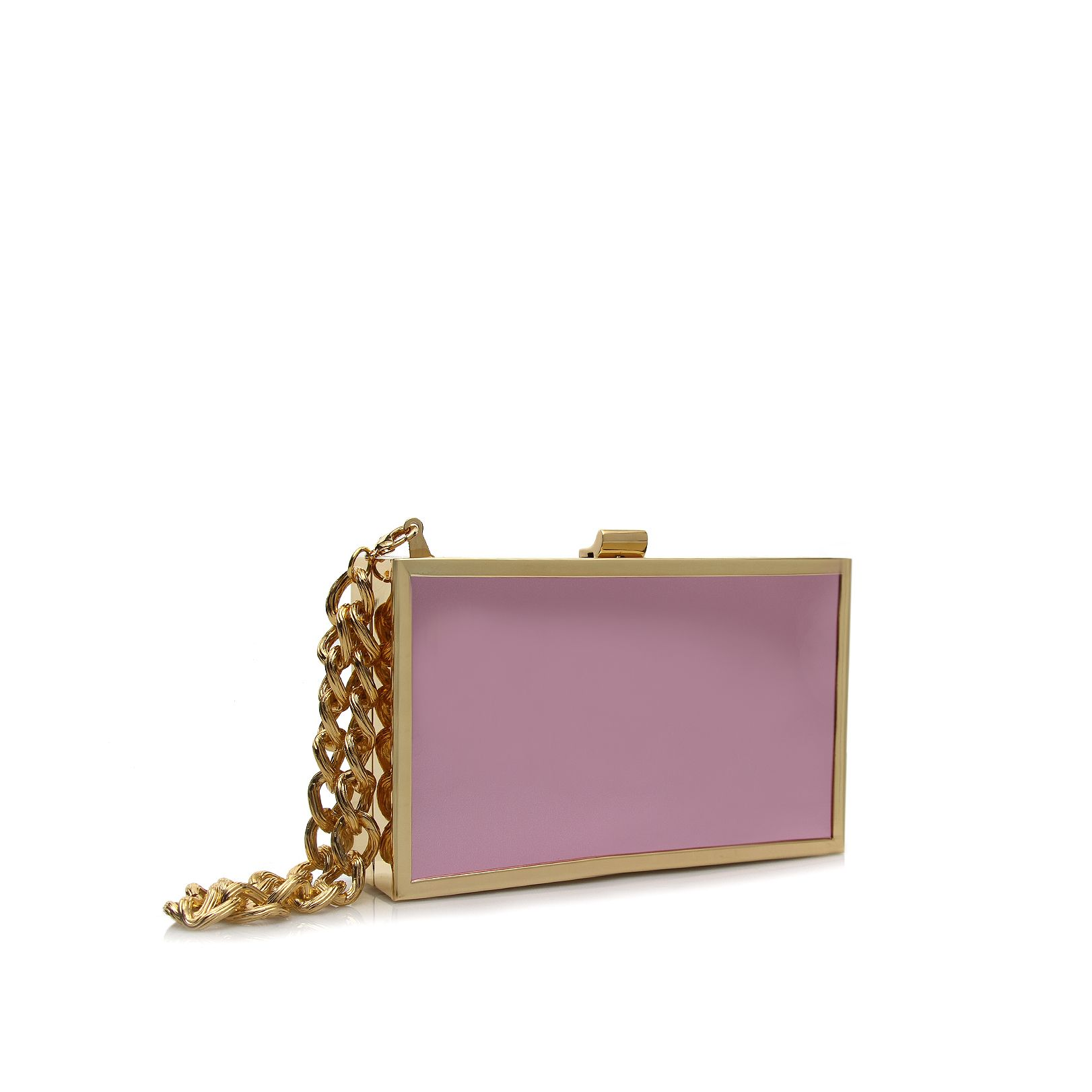 Bathe chain clutch bag