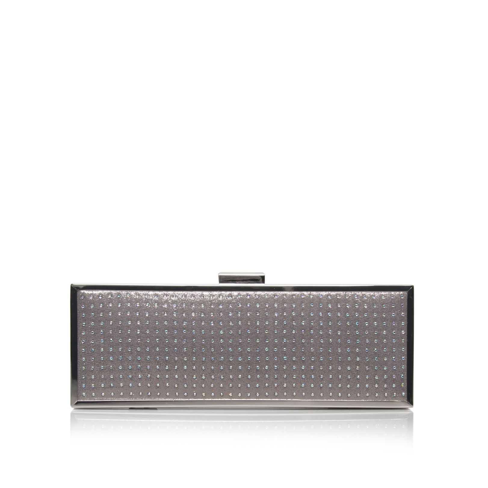 Blaze embellished clutch bag