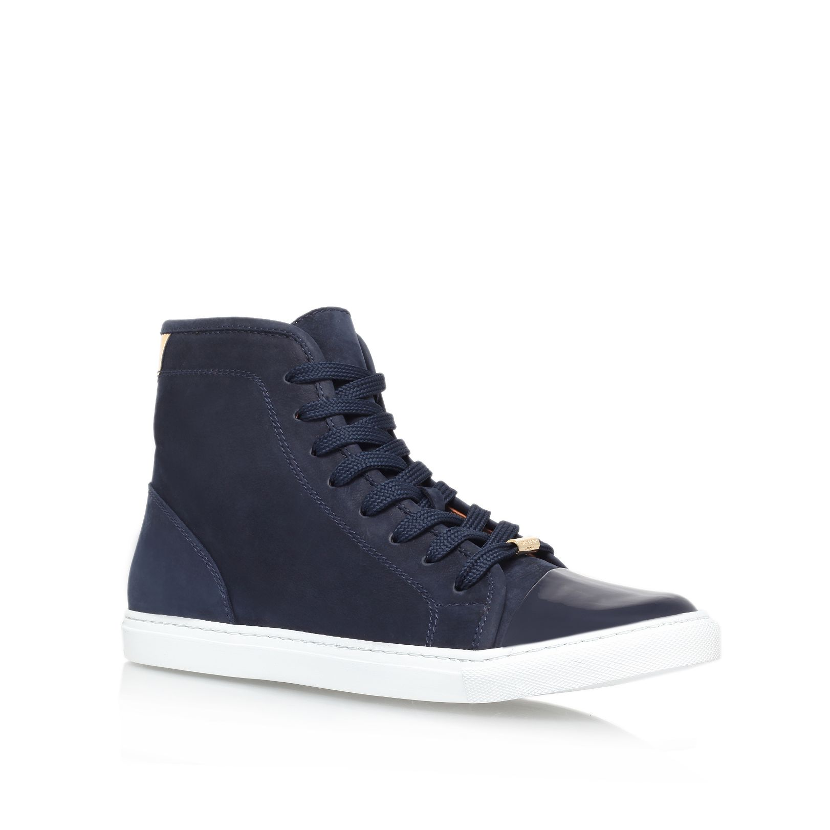 Leemo lace up trainers