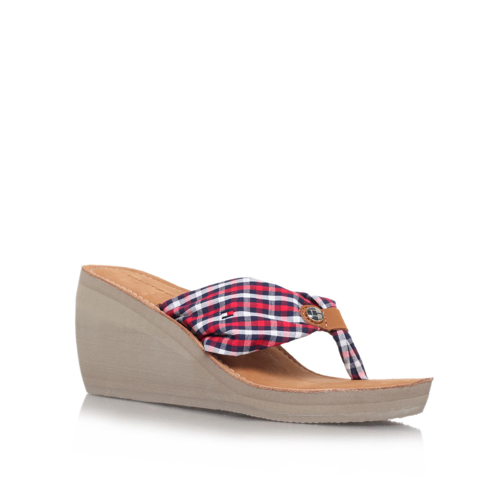 Myriam 9c wedge sandals
