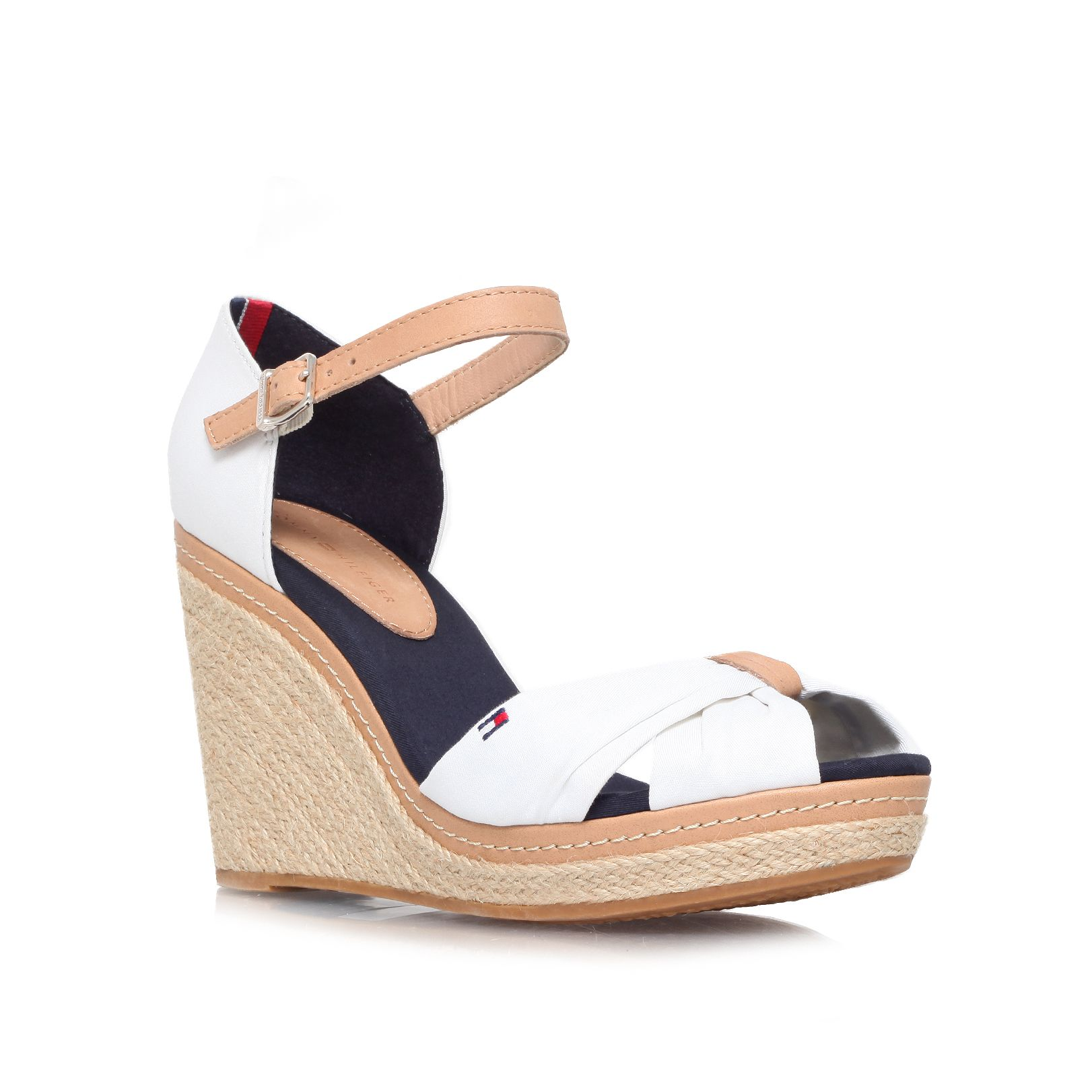 Emery 54d high heel wedge sandals