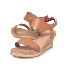 Ilona 1a mid wedged sandals