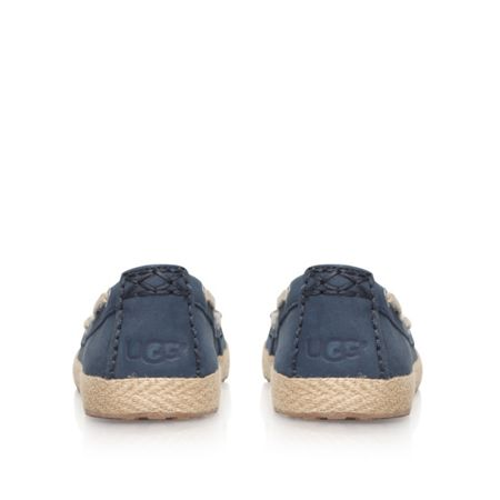 UGG Chivon flat slip on shoes
