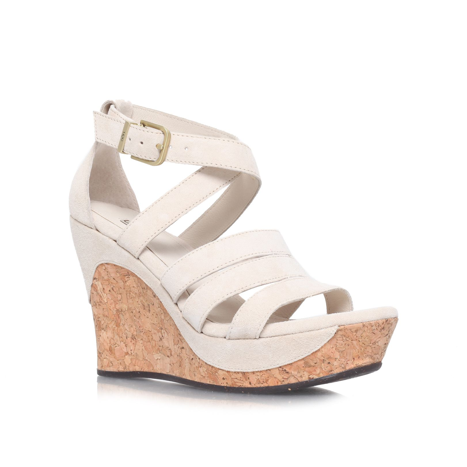 Dillion high heeled wedges