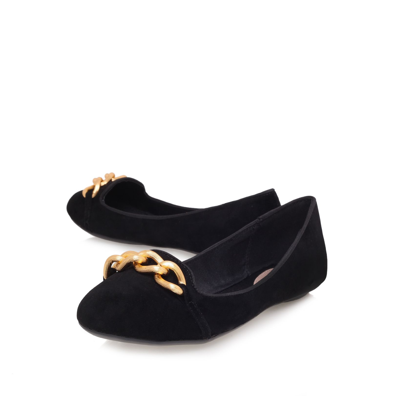 Monty flat slipper shoes