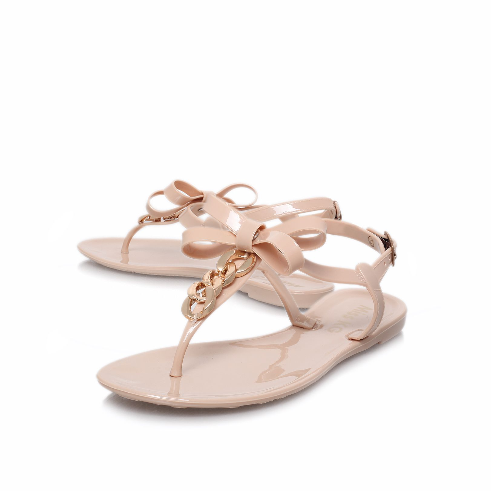Dolly flat t-bar sandals