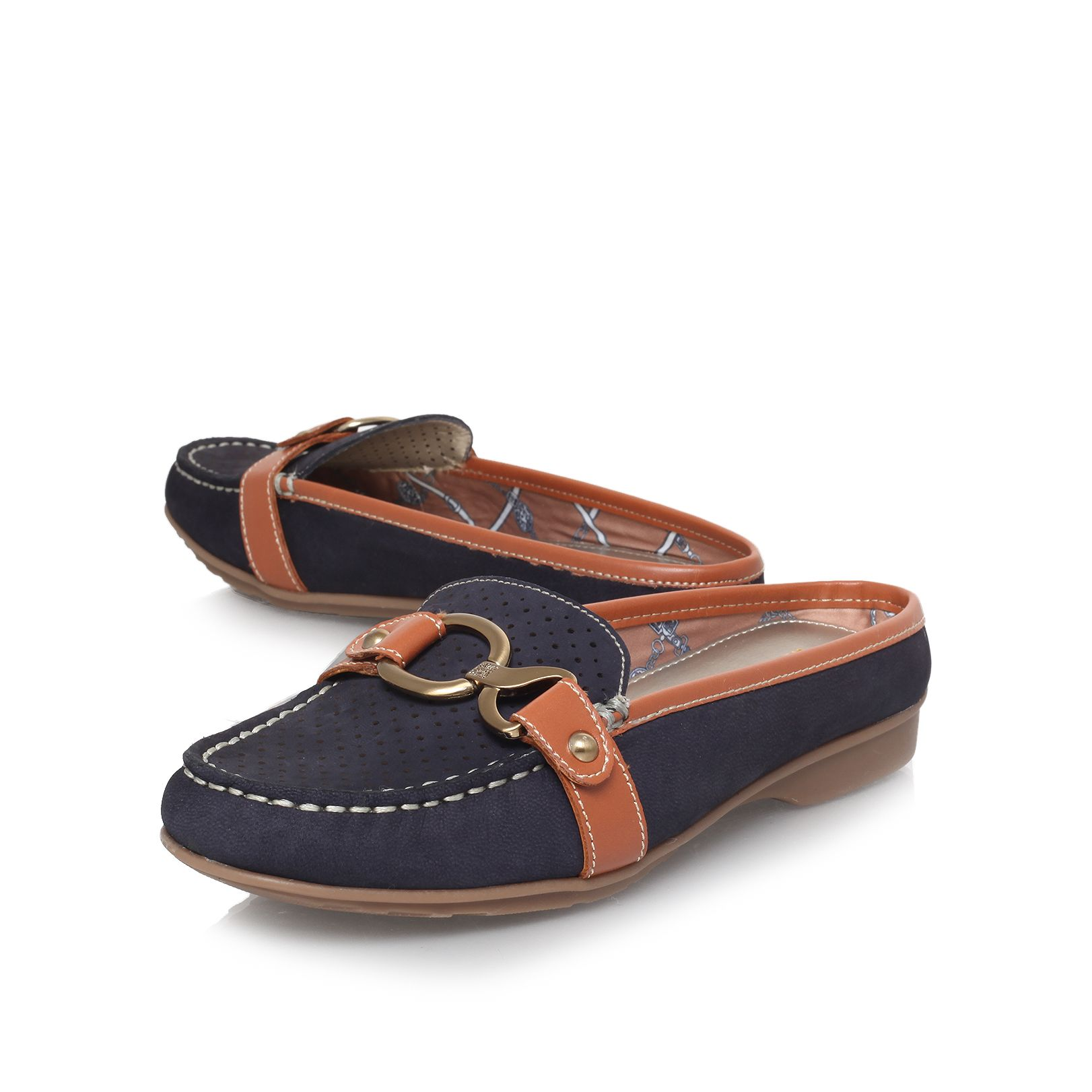 Hildred flat loafer shoes