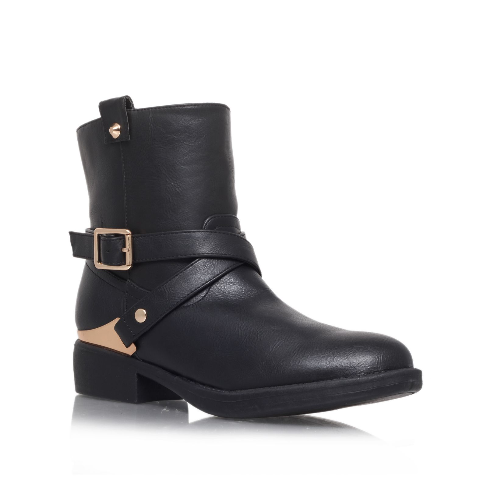 Harrow low heel ankle boots