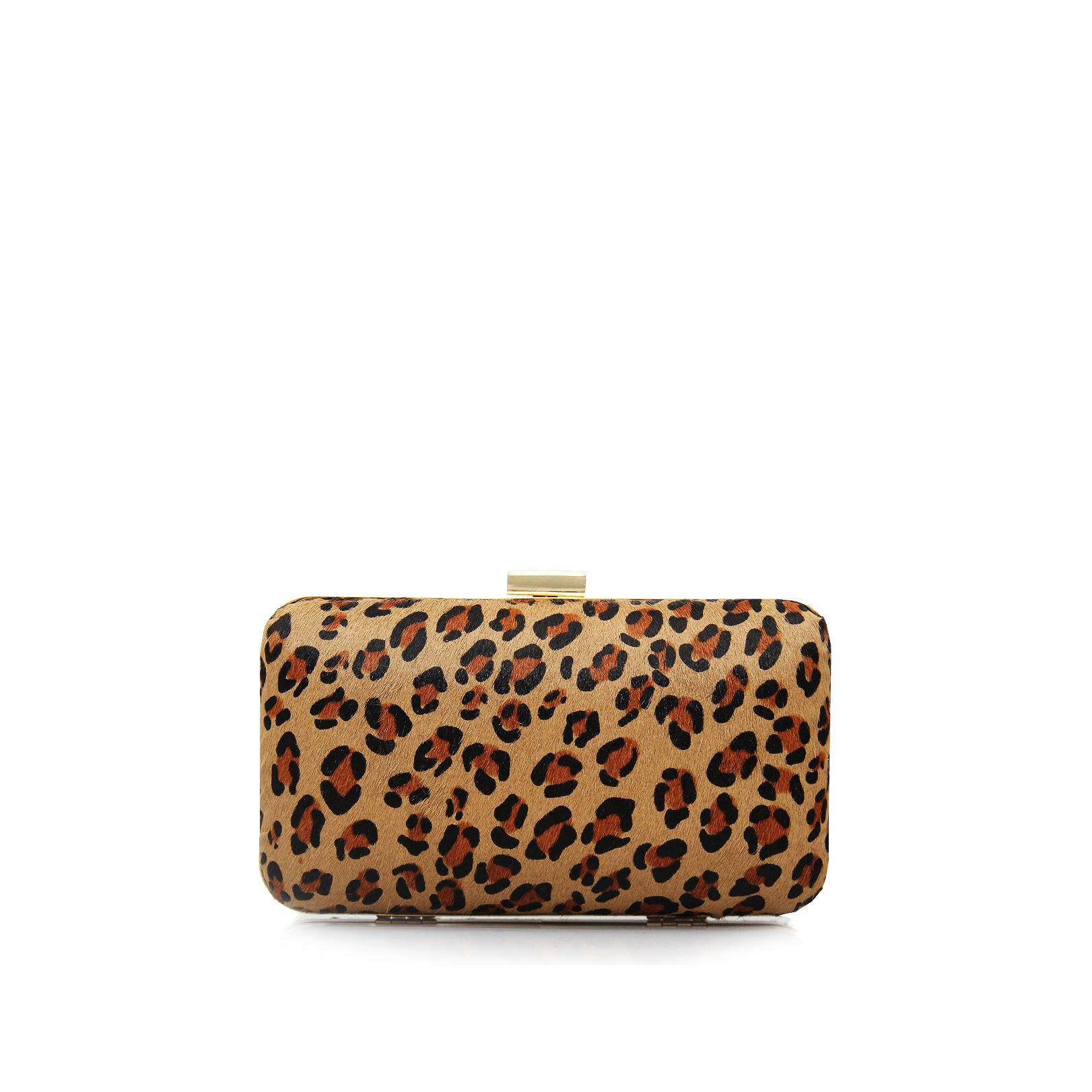 Dandy box clutch bag