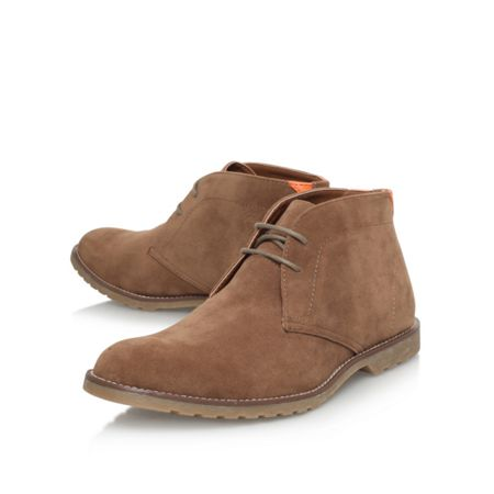 KG Bedford Tan Boots