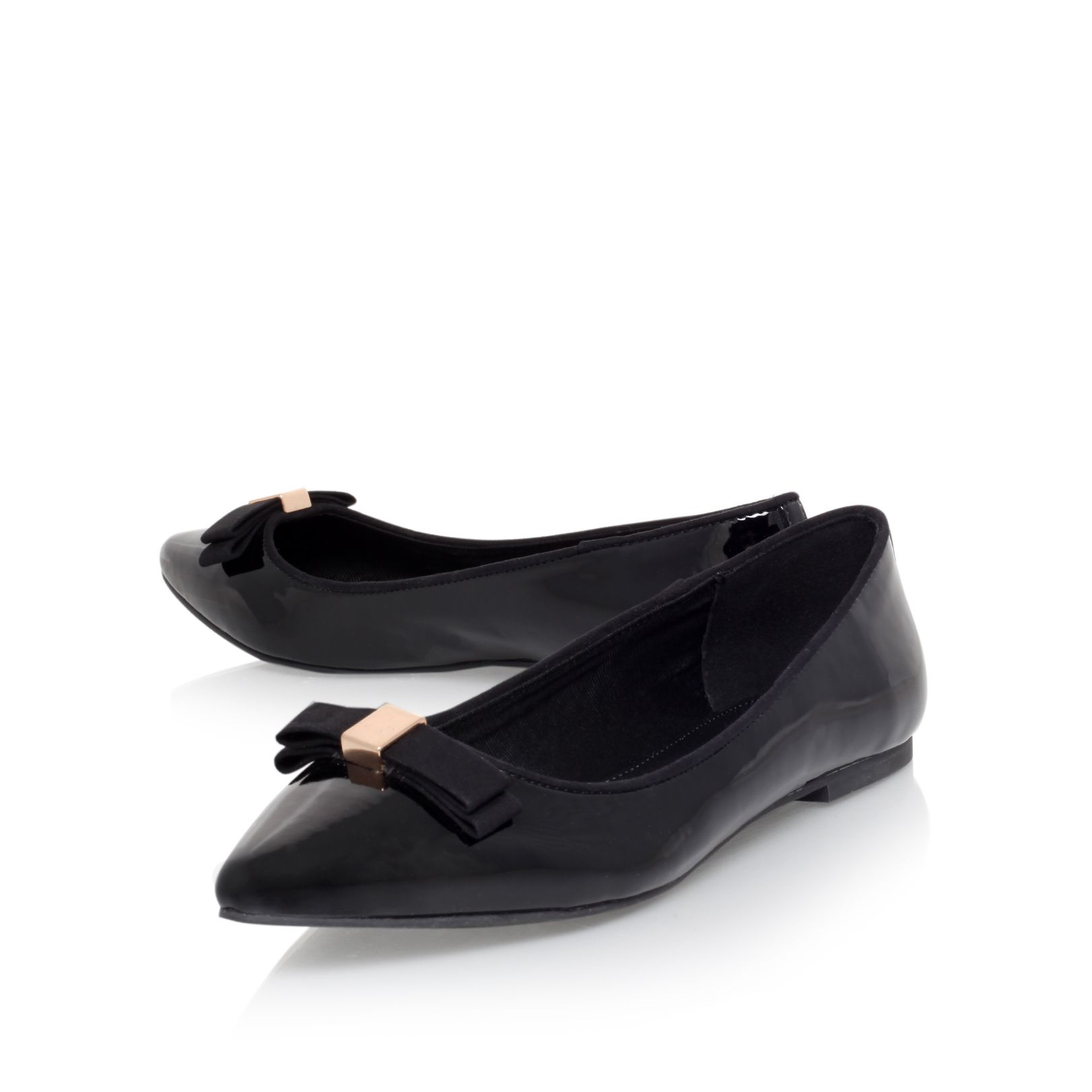 Nanette flat slipper shoes