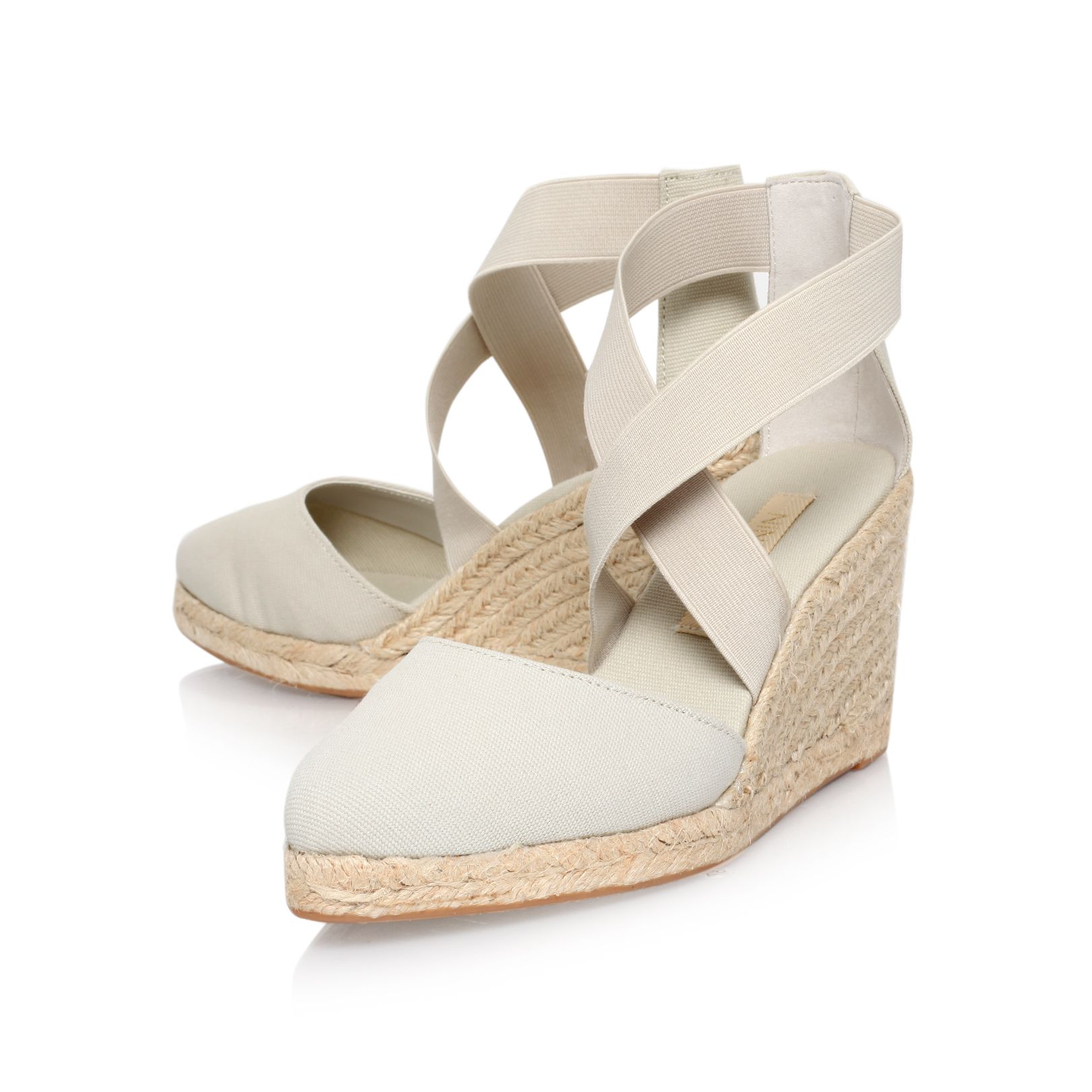 Memory2 suer wedge sandals