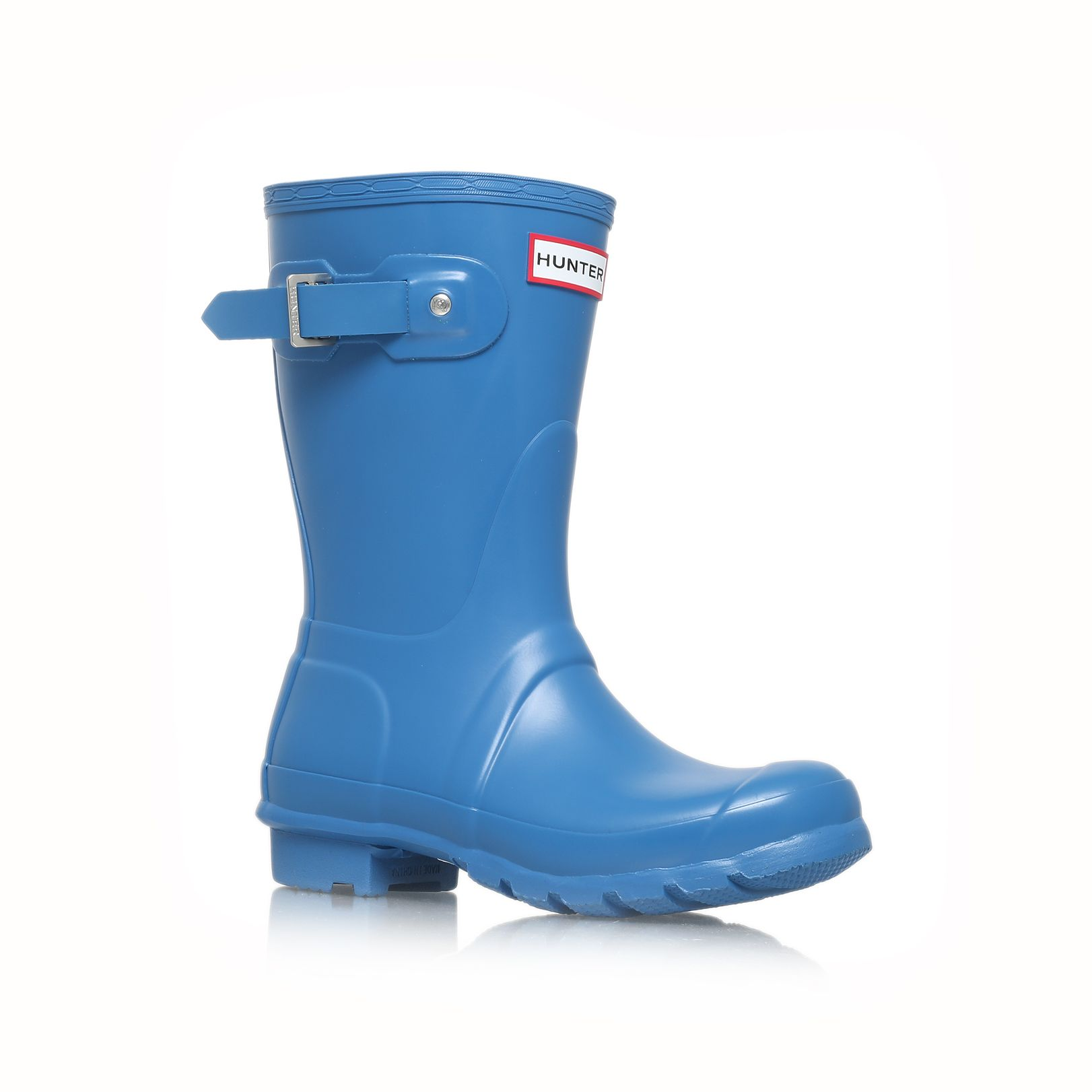 Short wellington boot