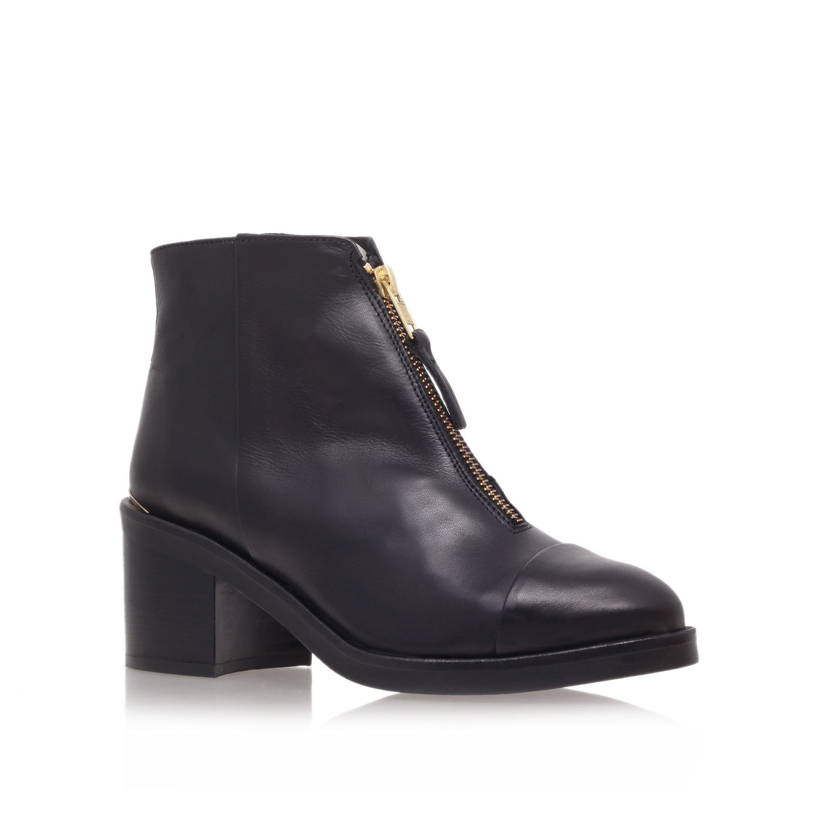 Spencer mid heel ankle boots