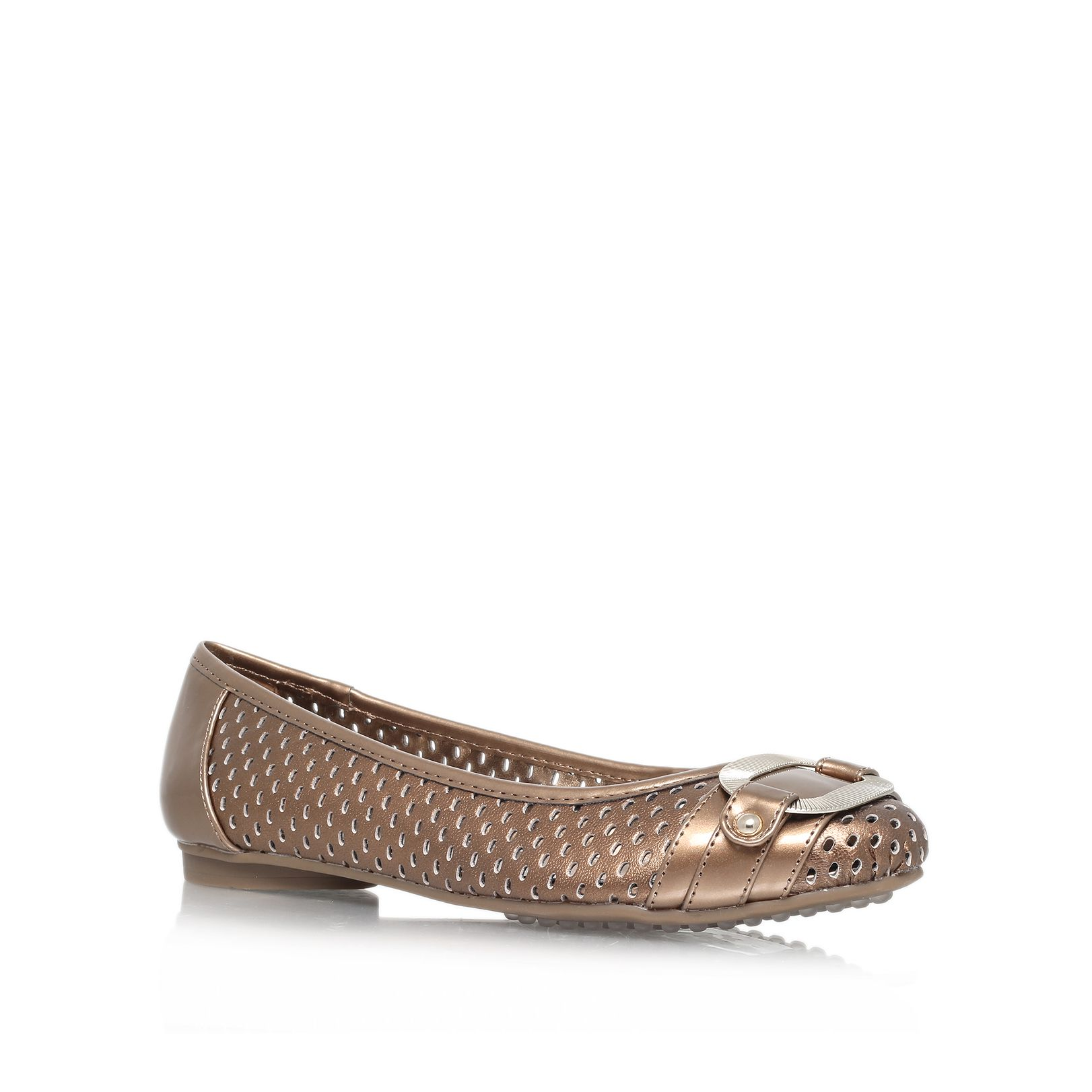 Babita flat ballerina shoes