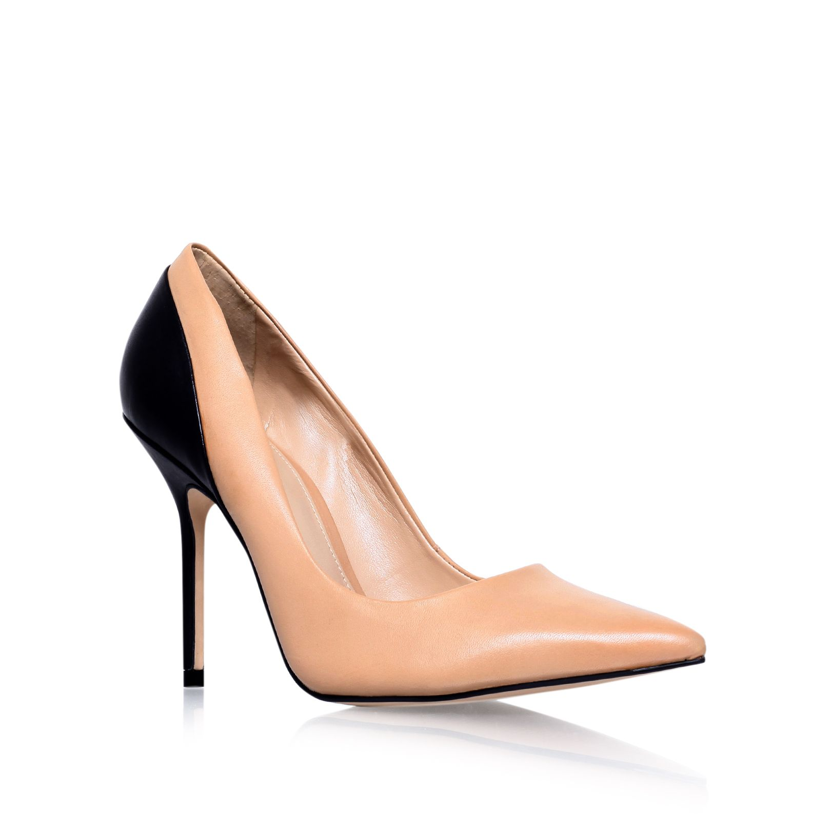 Ghecko high heel court shoes