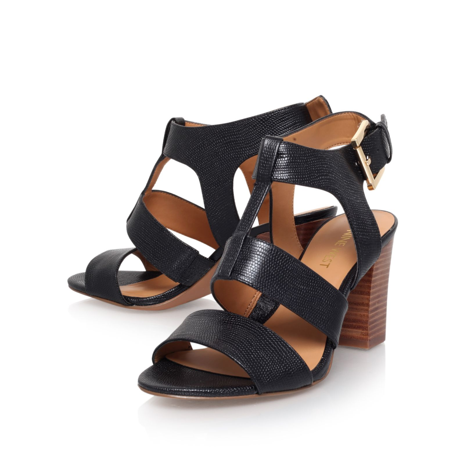Jelanie mid heeled sandals