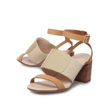 Canterbury low heeled sandals