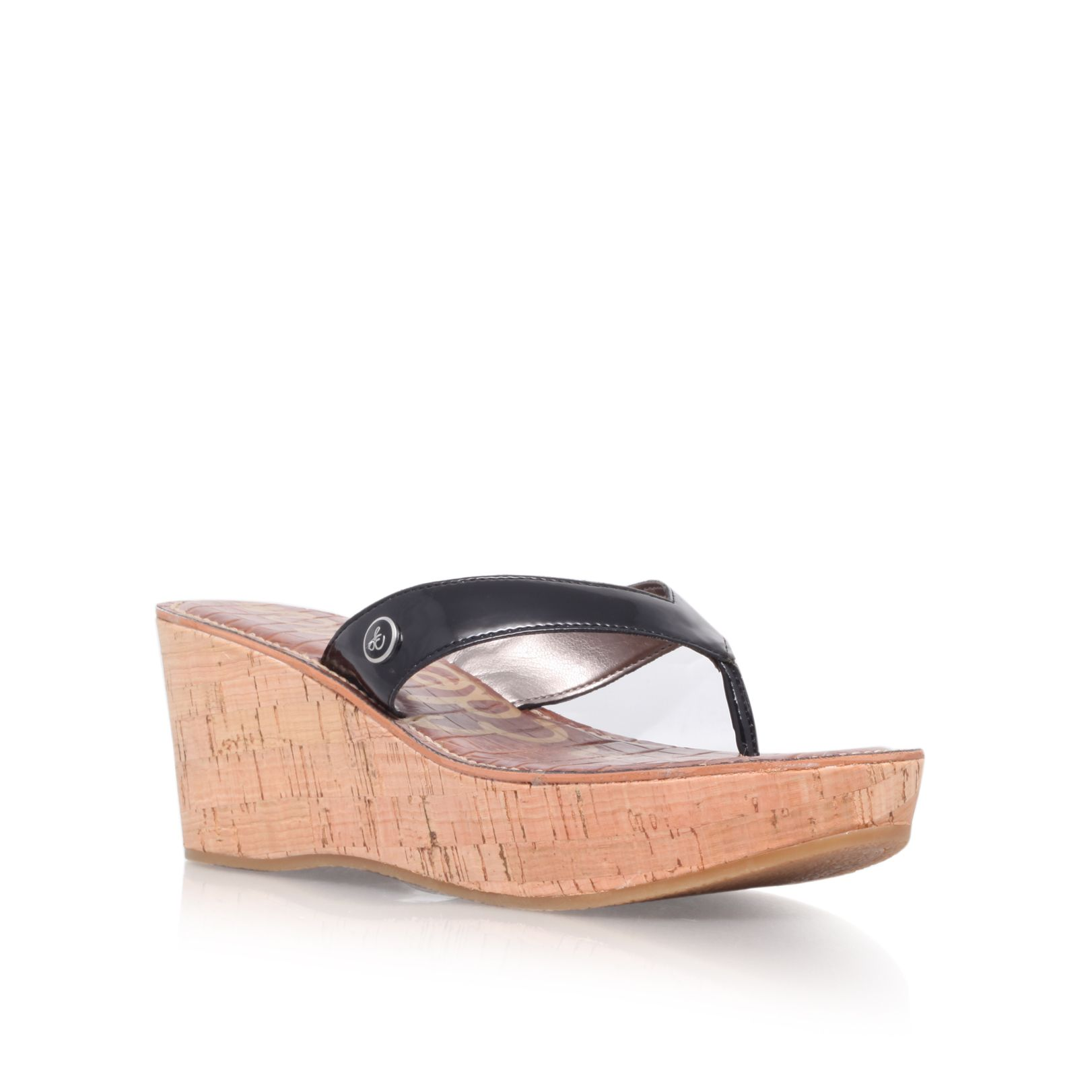 Romy wedged sandal