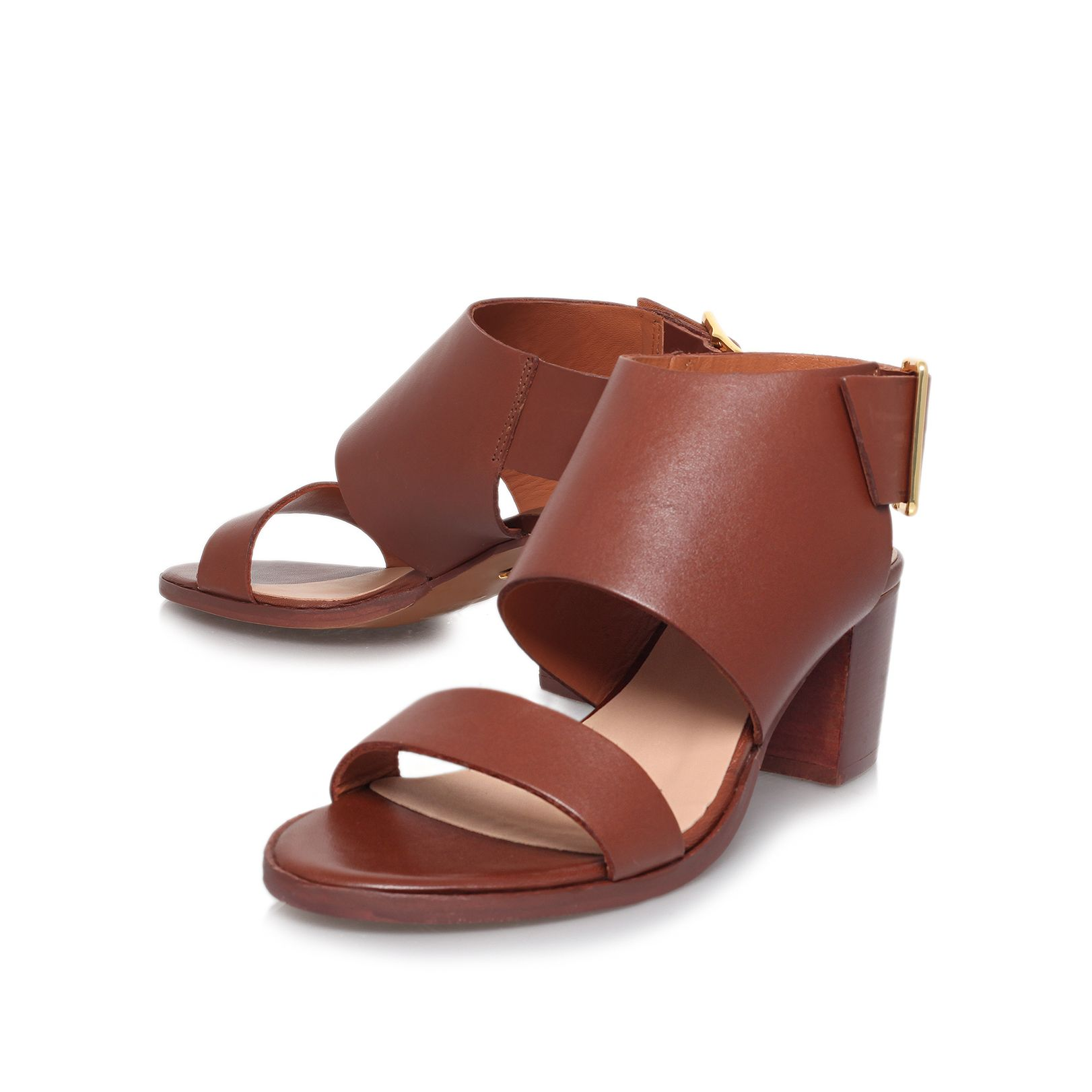 Mabel mid heel sandals