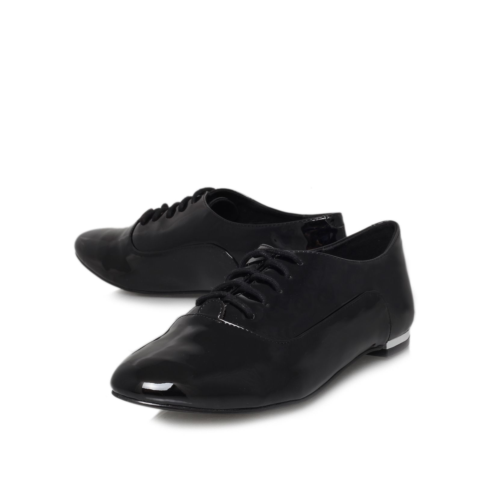 Luxe flat brogues