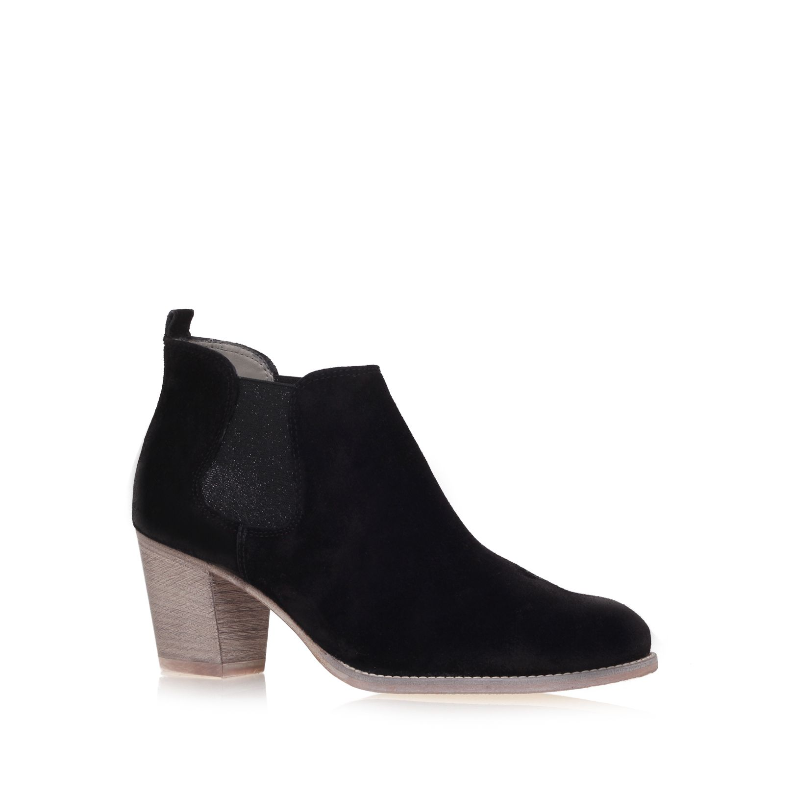 Chloe low heeled boots