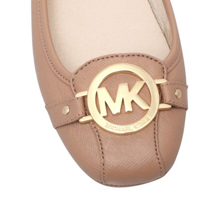 Michael Kors Fulton moc flat slip on pumps