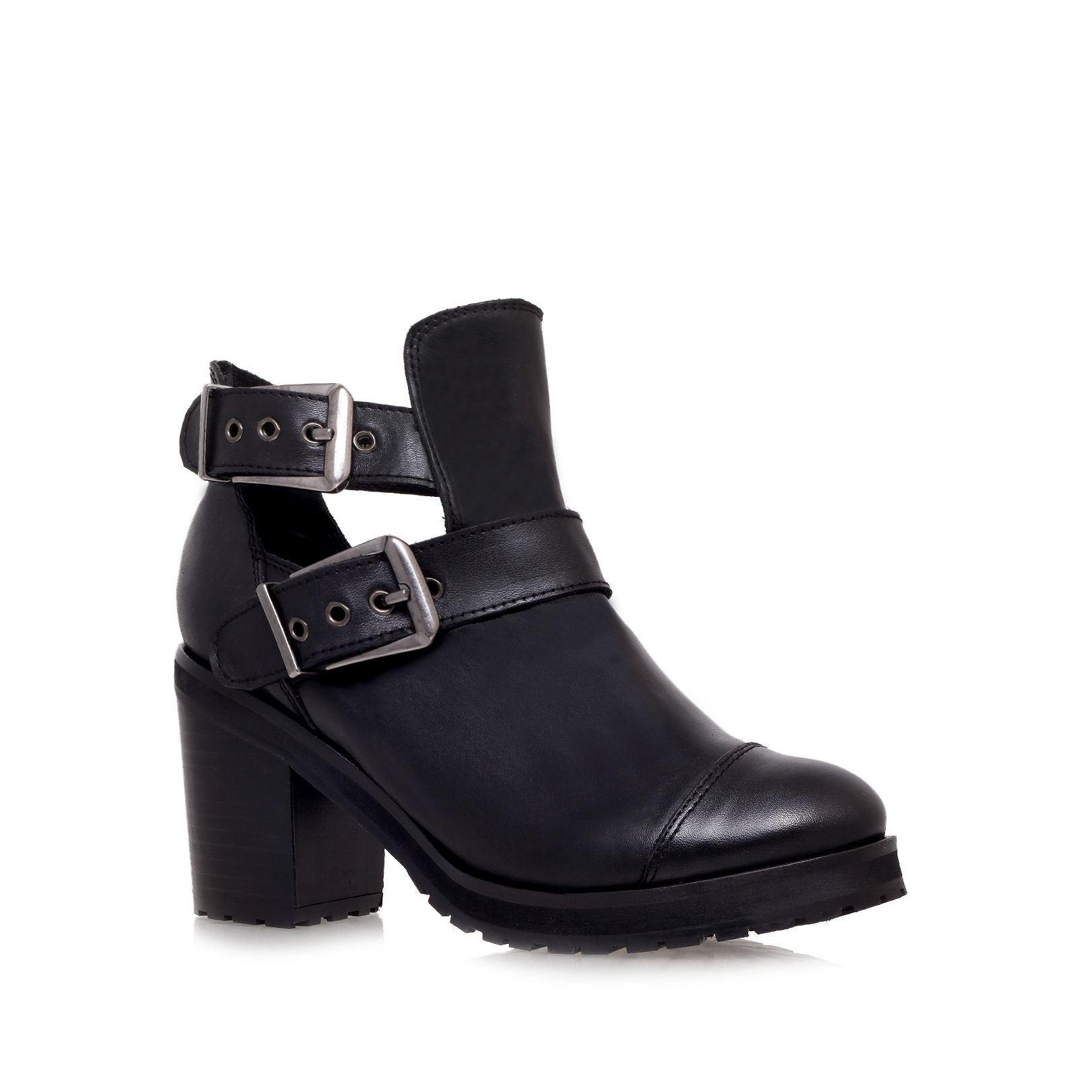 Tilly heeled boots