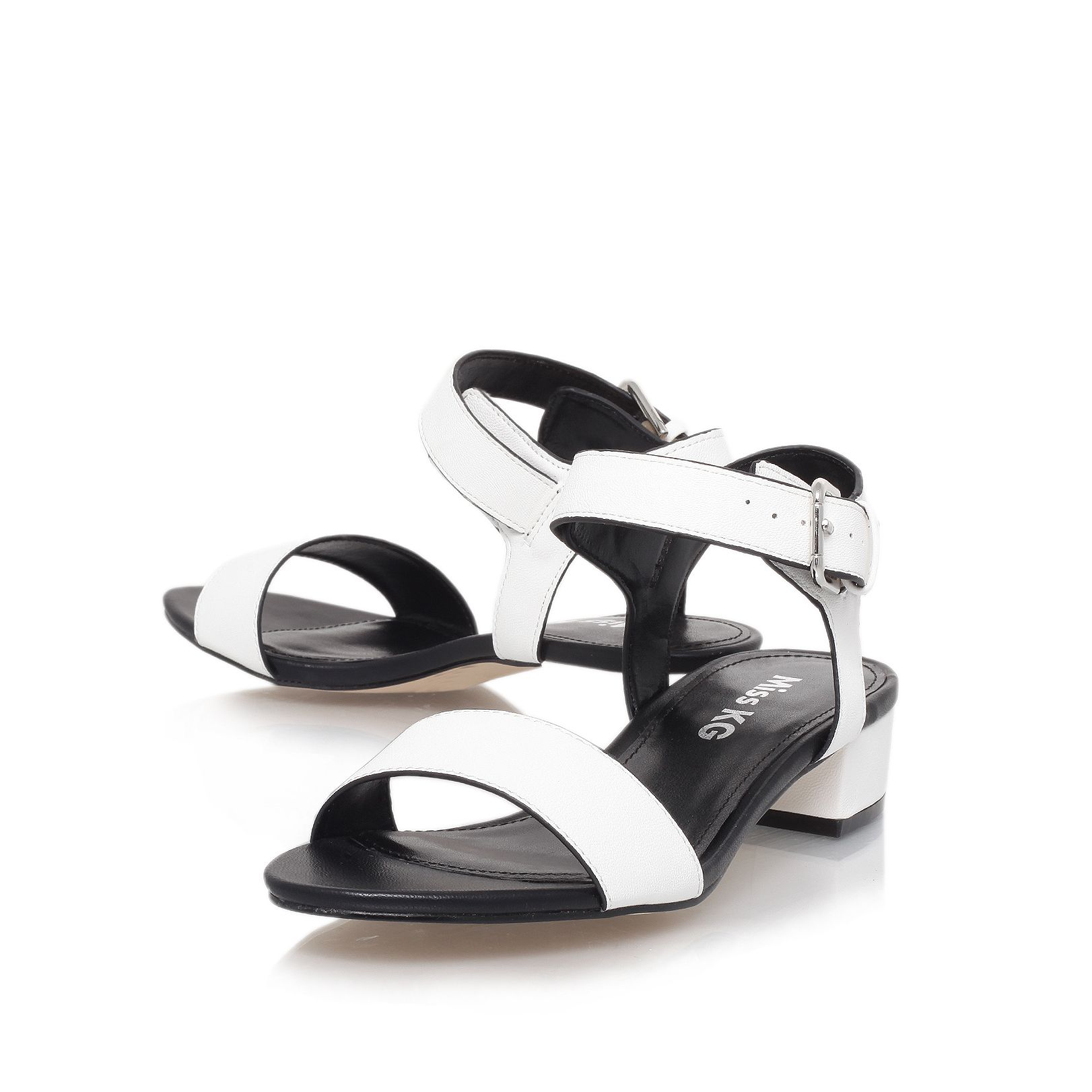 Pamela low heel sandals