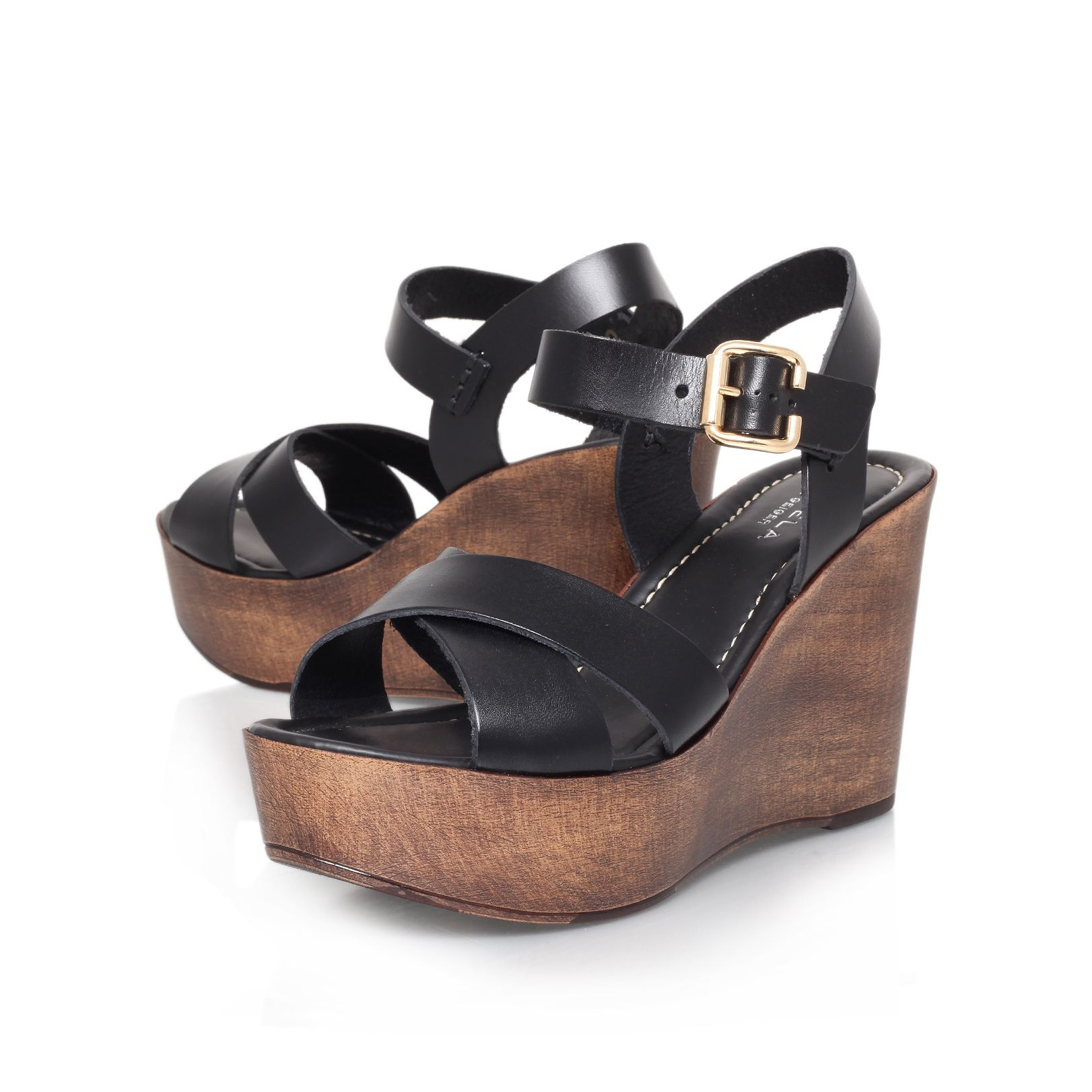 Samantha high heel platform sandals
