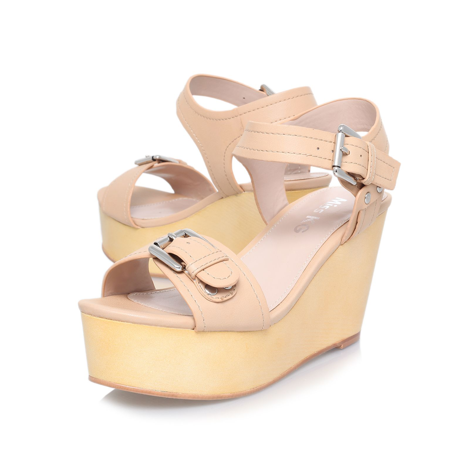 Polly high heel platform sandals