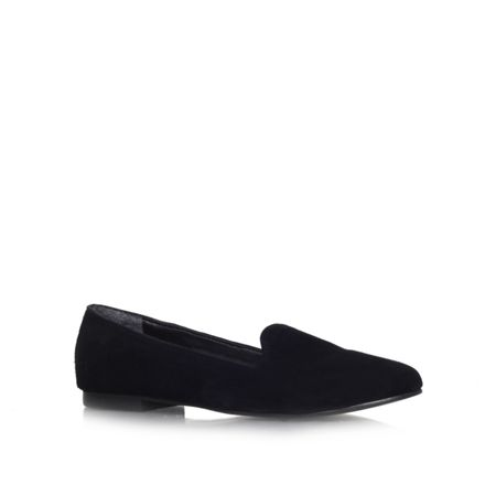 Miss KG Nieve suede flat slipper shoes