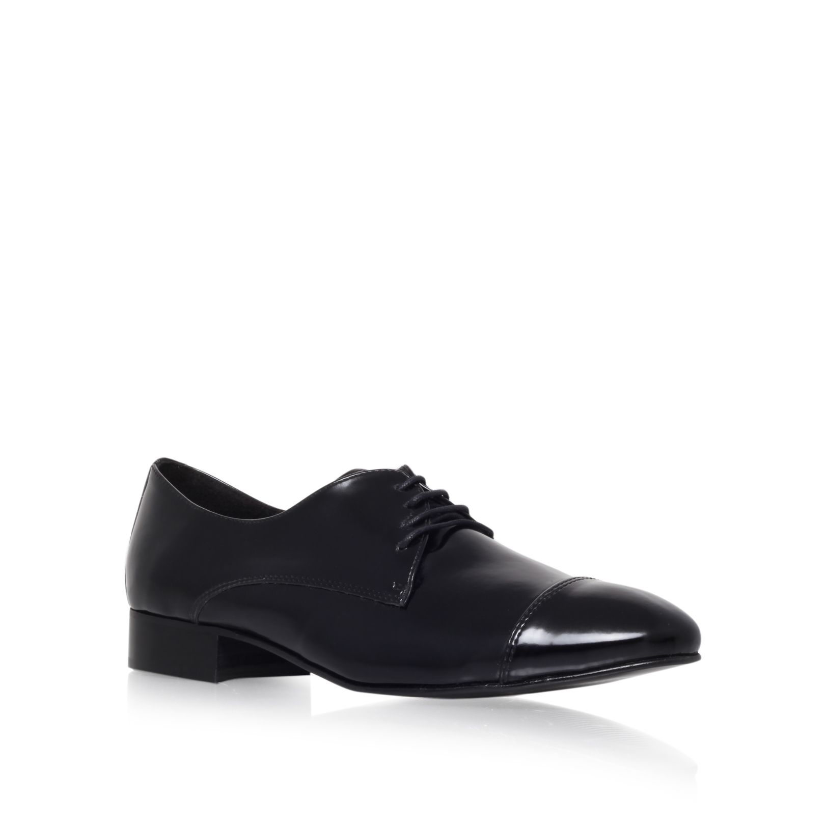 Lennox flat brogue shoes