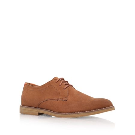 KG Kolin Brown Flat Brogues