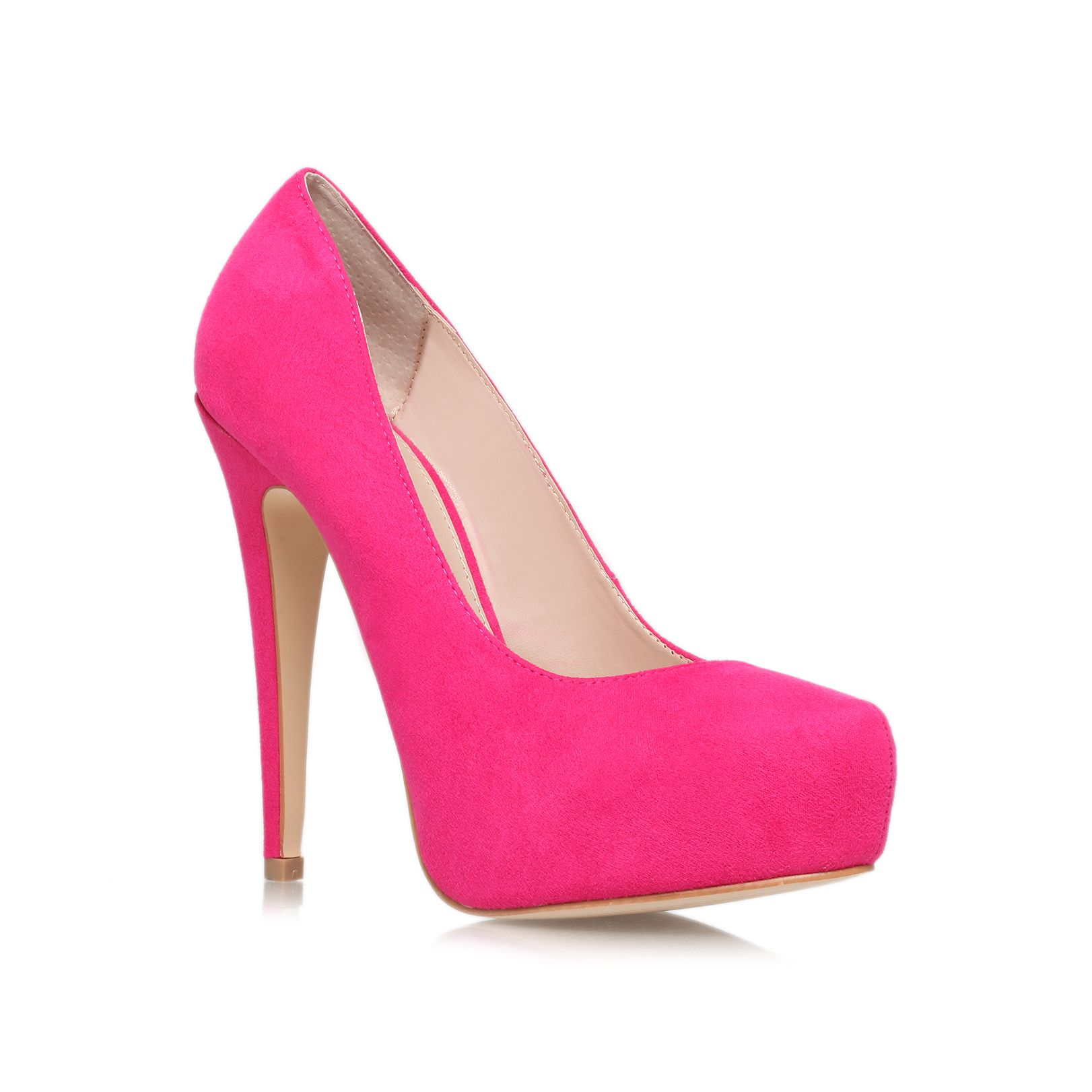Kaci high heel court shoes
