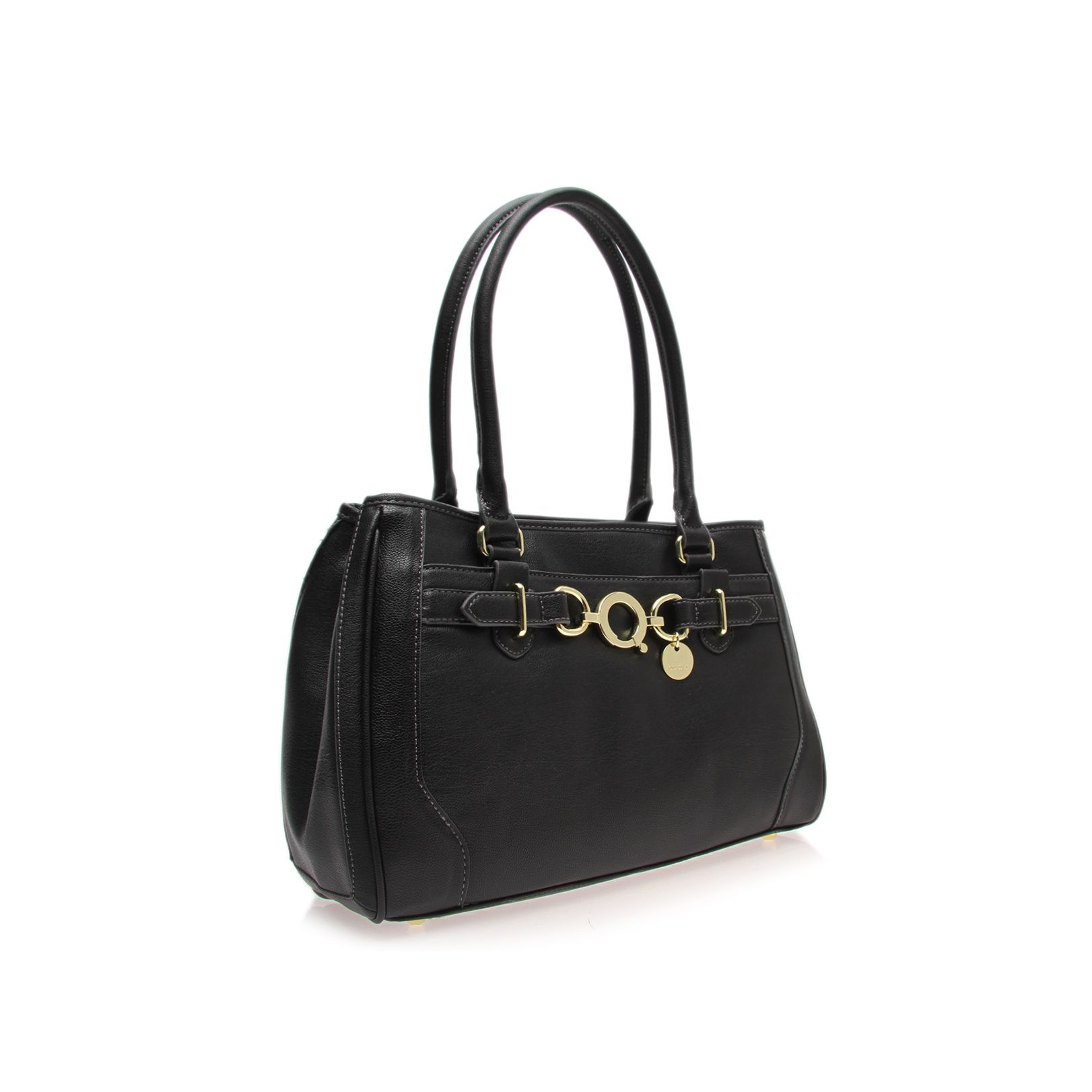 Turnnchic black tote bag