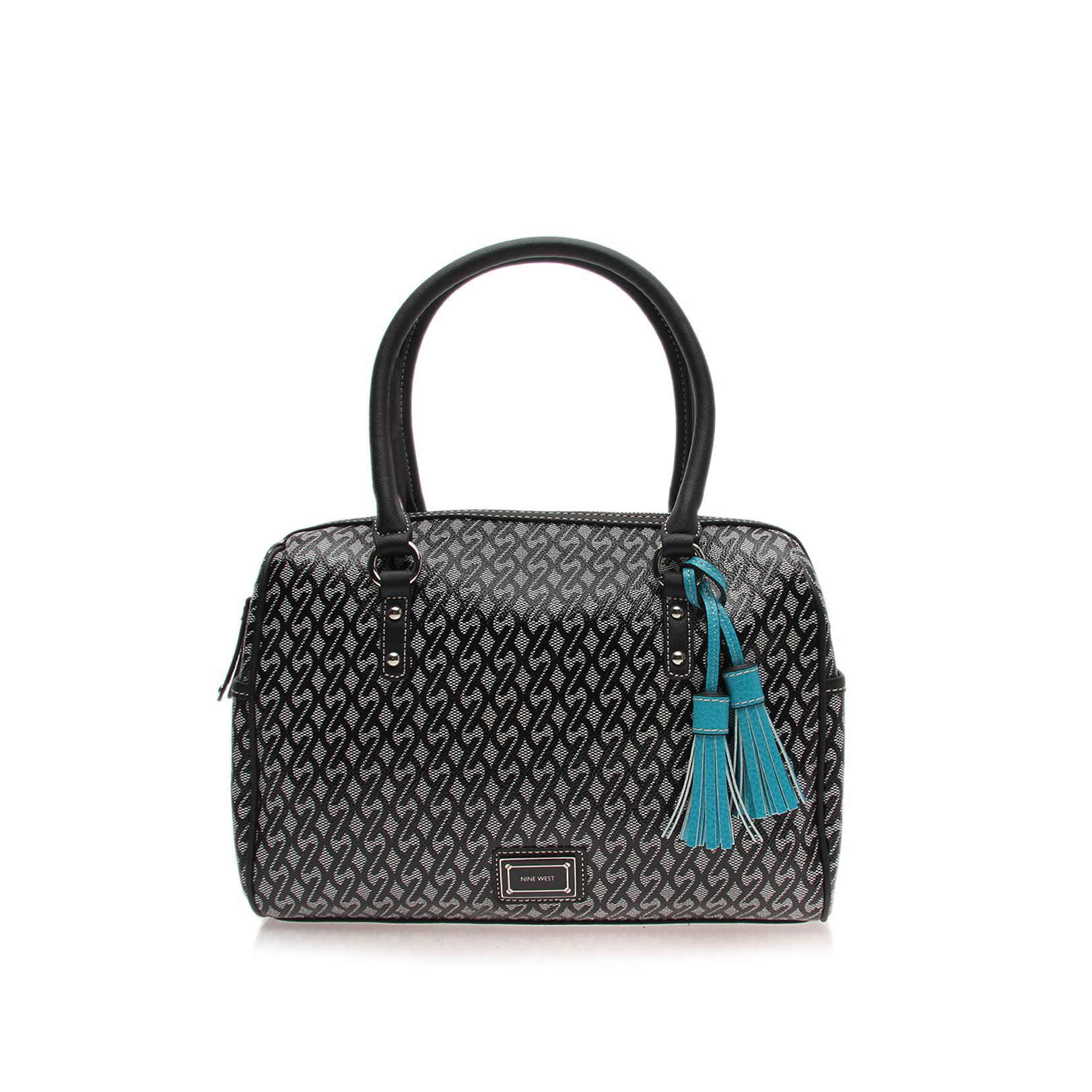 Showstopper black tote bag