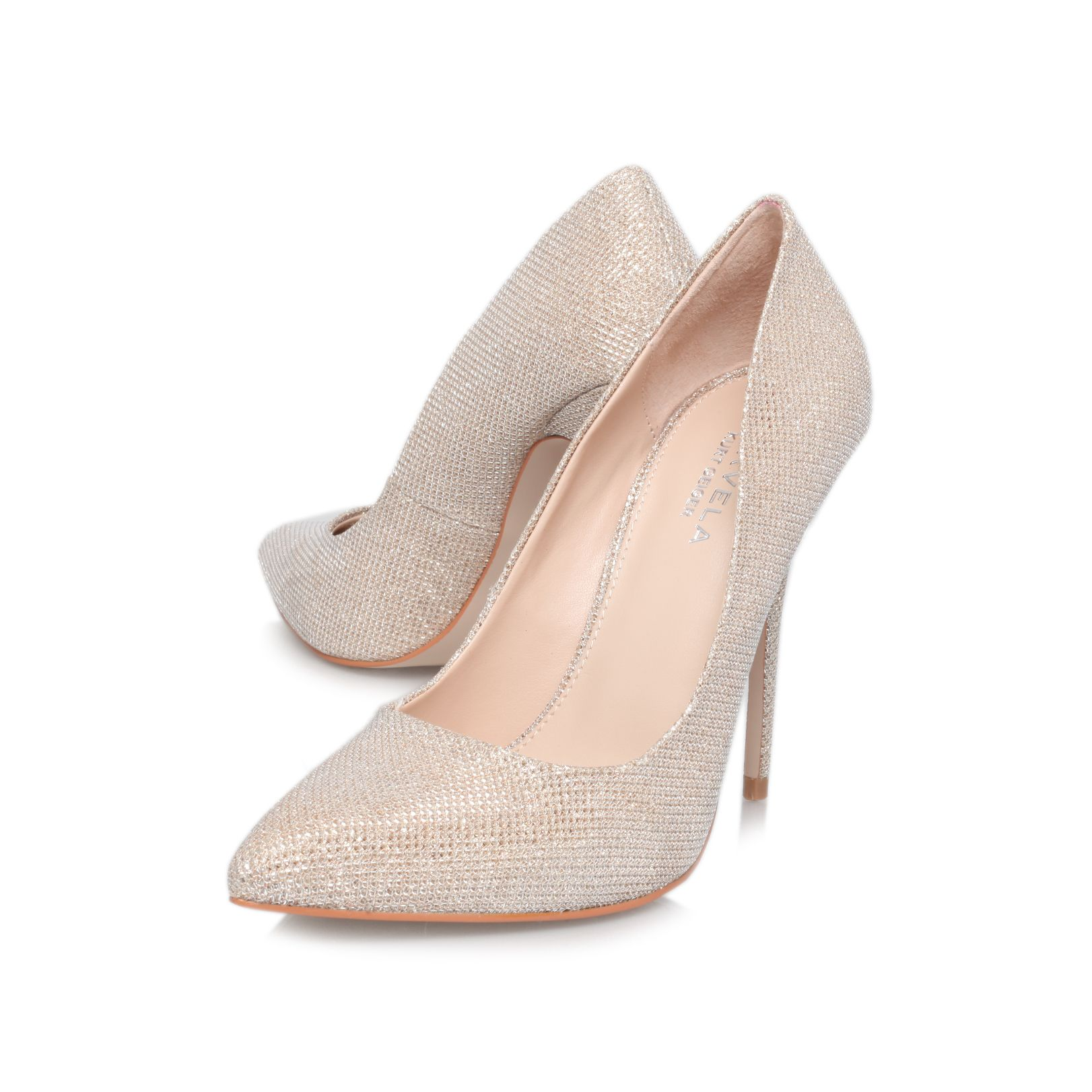 Gallery high heel court shoes