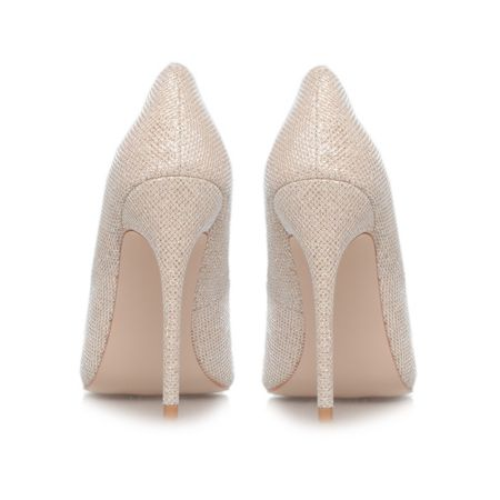 Carvela Gallery high heel court shoes