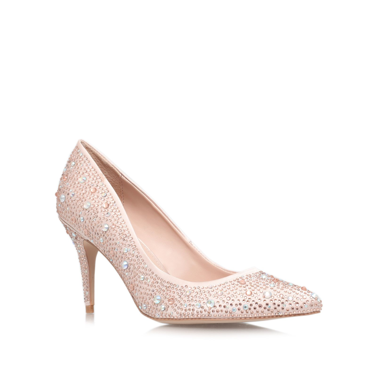 Gloria high heel court shoes