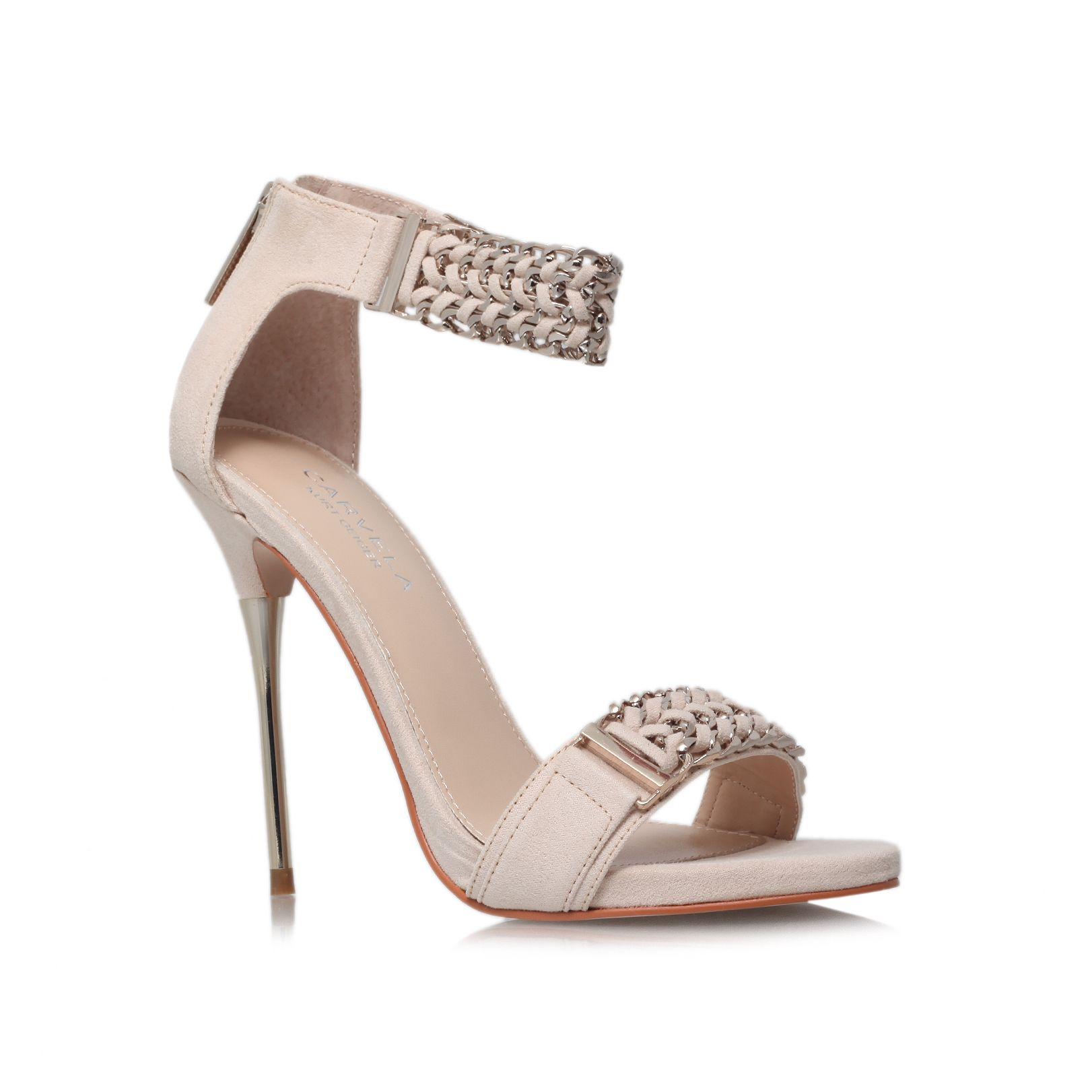Garland high heel occasion shoes