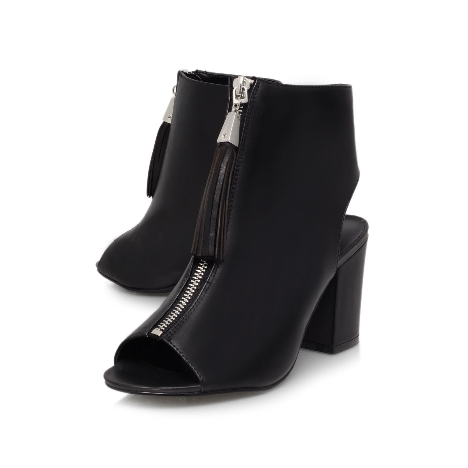 Seville Low Heeled Boots