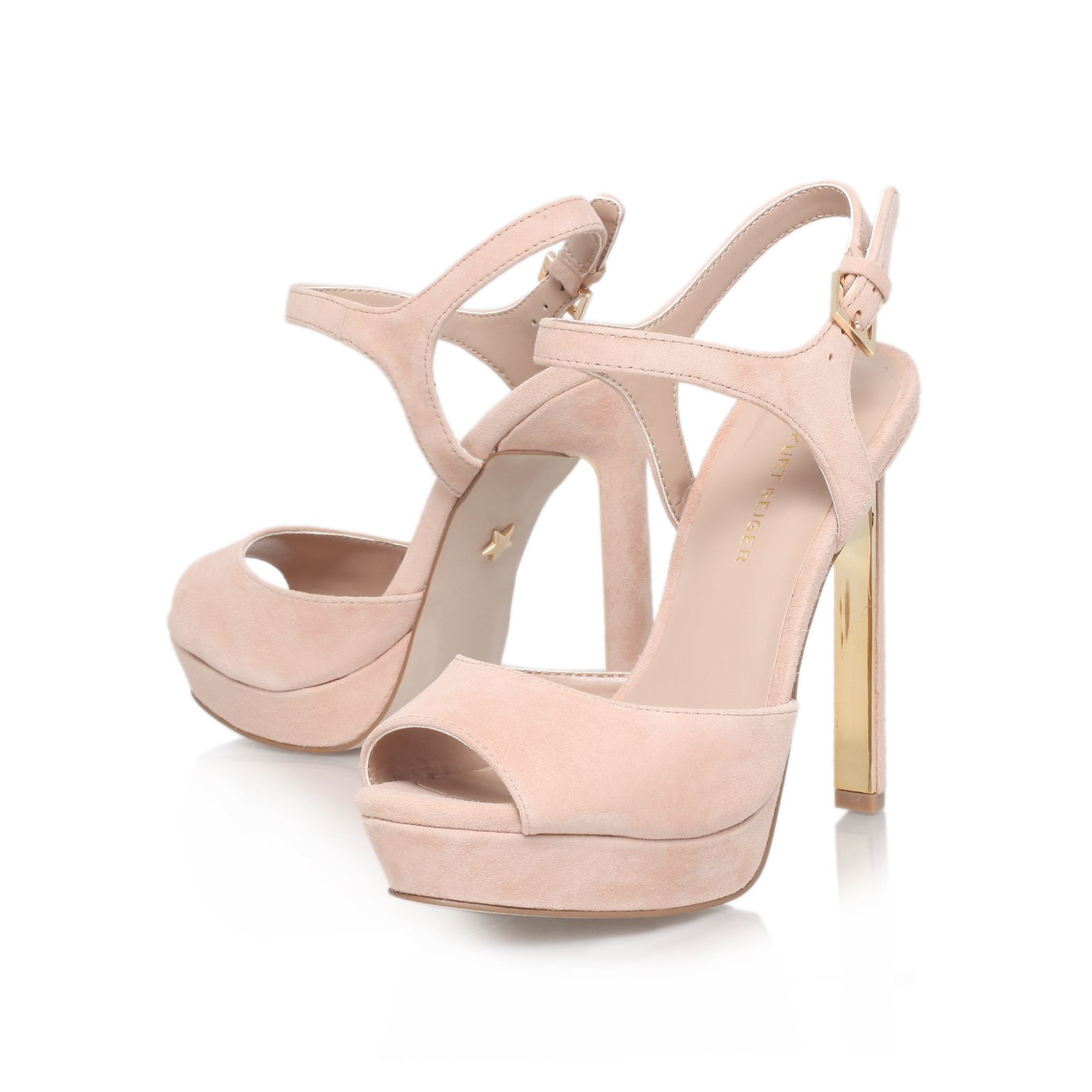 Hazel high heel sandals