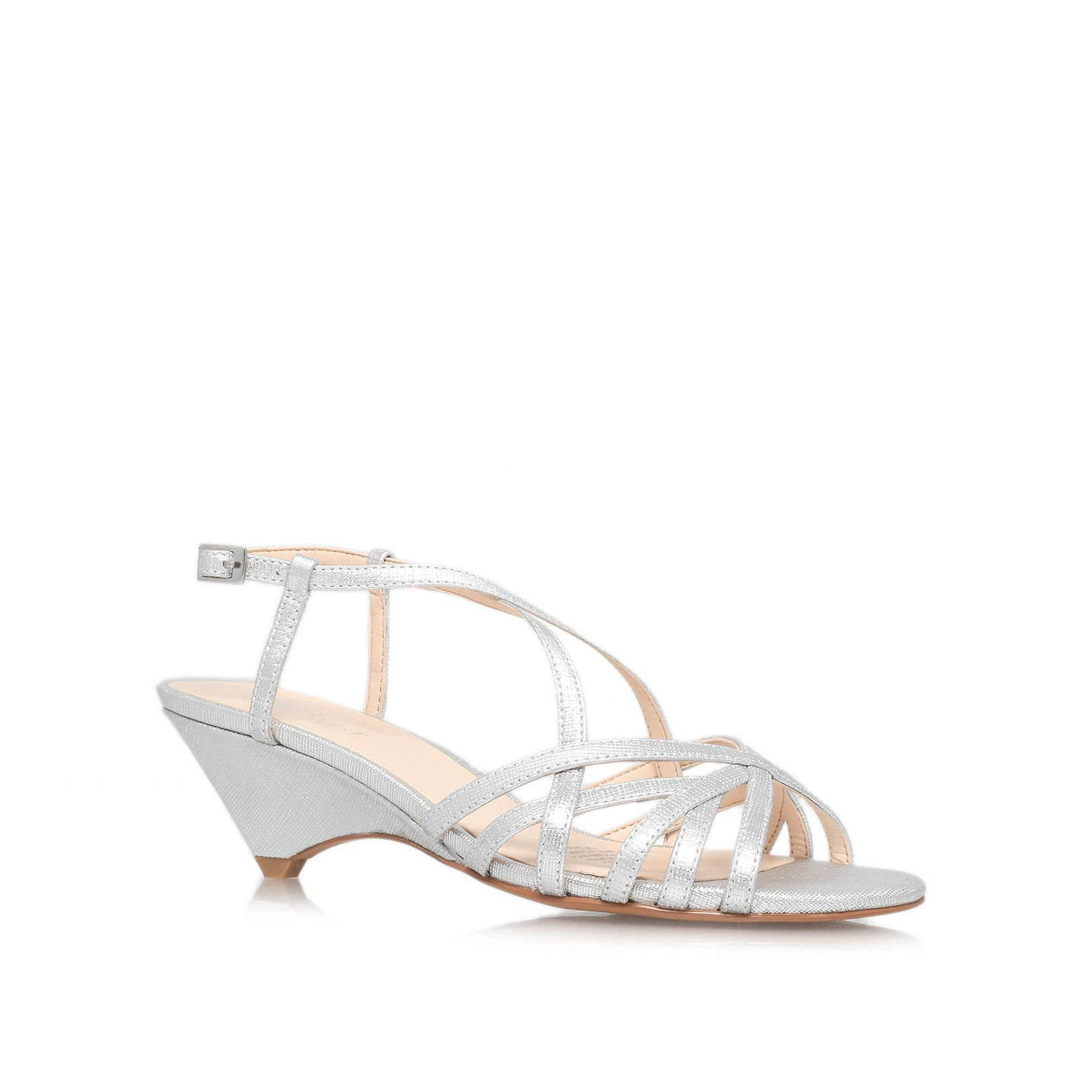 Beseech low heel sandals