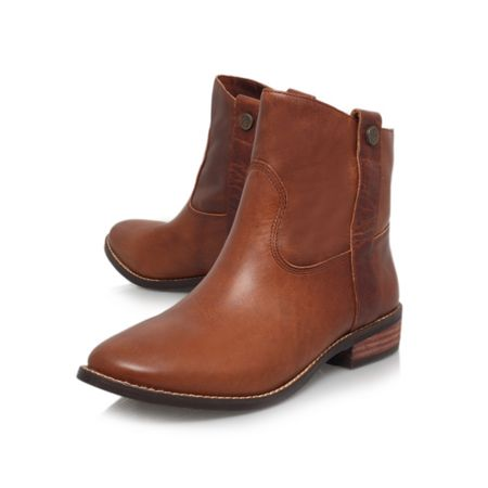 Vince Camuto Maxon low heel boots